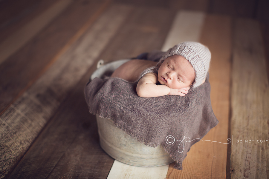 Baby Boy Smiling Middle Tennessee Photography Newborn Posing