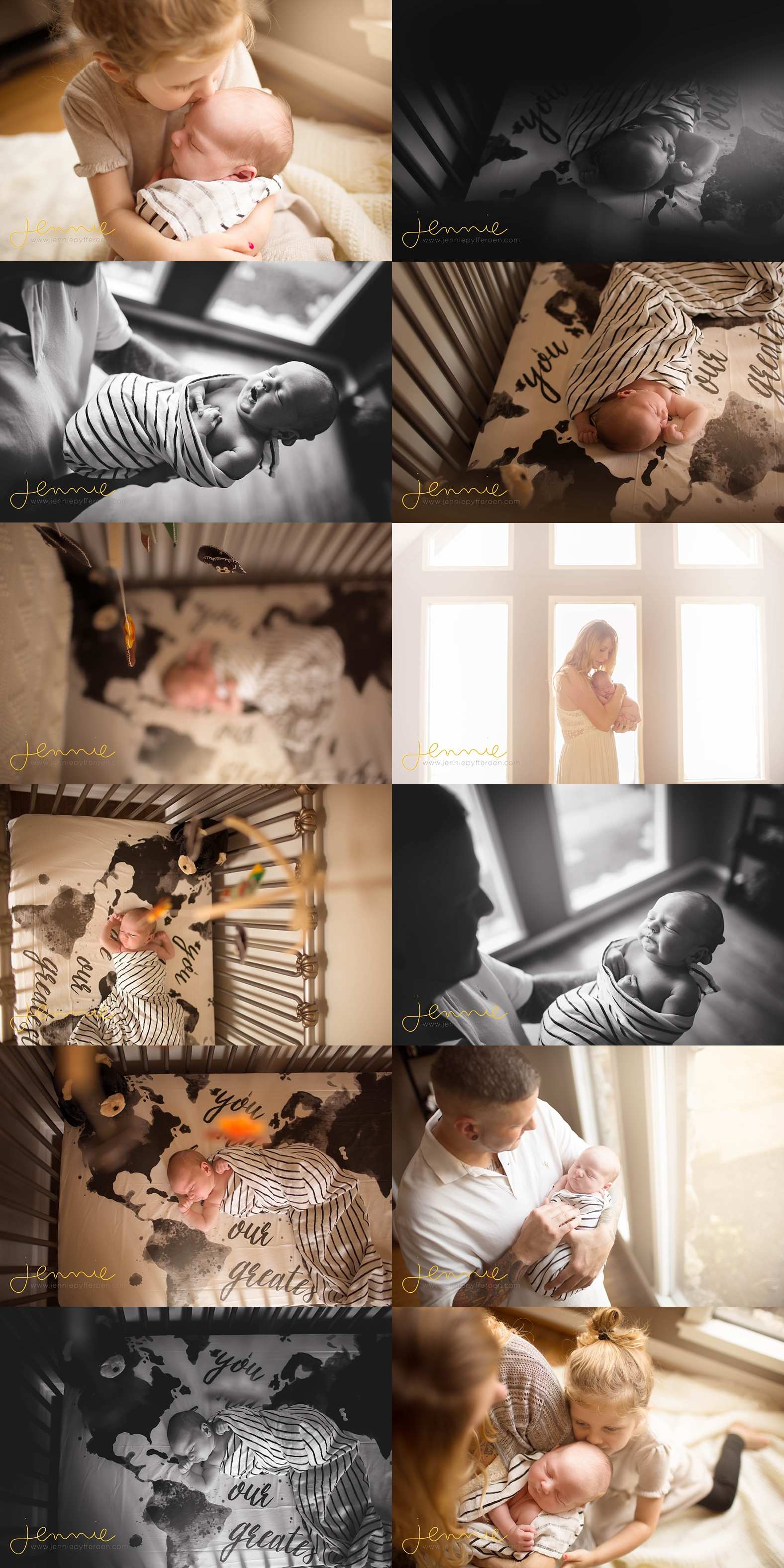 Best baby newborn photographer  lifestyle in home
