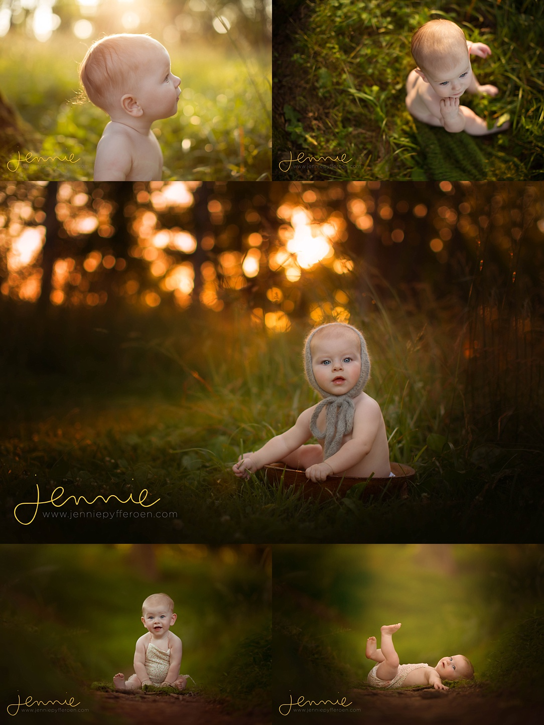 Nashville baby photographer and video film