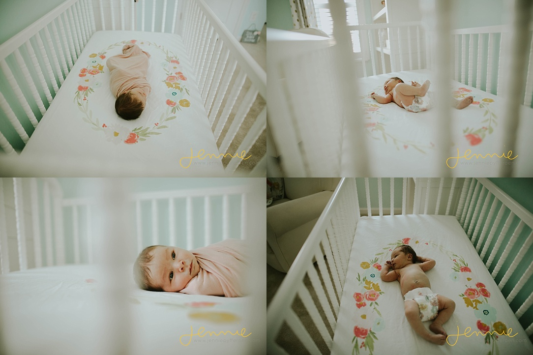 Nashville Newborn Baby Photographer Film Video